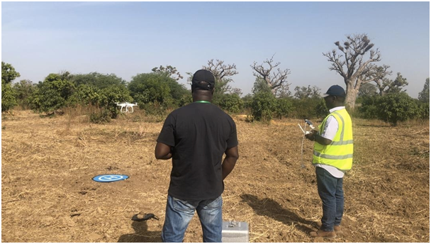 Read more about the article Senegal Flying Labs Offers the First International Drone Pilot Certification for Africans, Taught By Africans