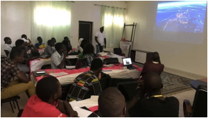 Read more about the article Empowering University Students: Senegal Flying Labs Trained 35 Engineering Students